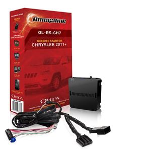 Picture of Chrysler Tipstart + PTS Plug-In Kit